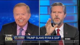 Jerry Falwell Jr.: GOP Elites Were Behind Trump Sex Talk Tape - I Was Tipped Off