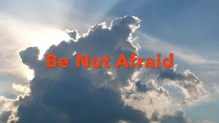 Church Funeral Medley 1. Here I Am Lord / Be Not Afraid YouTube Thumbnail