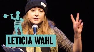 Leticia Wahl – In der Regel geht es mir gut