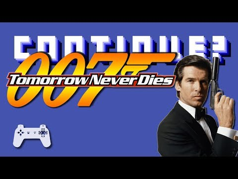 Tomorrow Never Dies (PS1) - Continue?