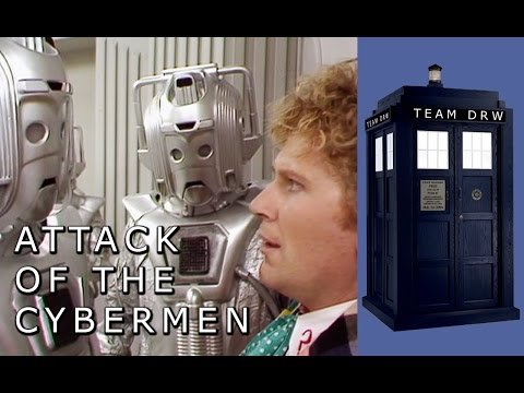 Attack of the Cybermen | Team Drw Doctor Who review #17