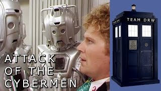 Team Drw Doctor Who Review: #17 Attack of the Cybermen