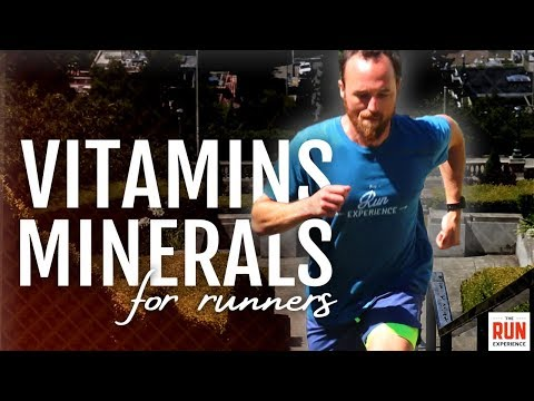 10 Key Vitamins And Minerals For Runners