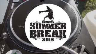 Bgirl Battle / NINA - BOOM BAP (FR) VS MIGHTY MILLA - TRUE KOOL POSSE (CH) / GVA SUMMER BREAK