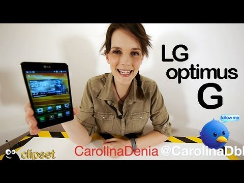 LG Optimus G review Videorama