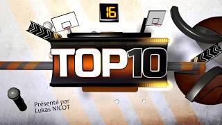 Top 10 CourtCuts FFBB du 15 décembre 2018 | Ce n'est jamais fini !