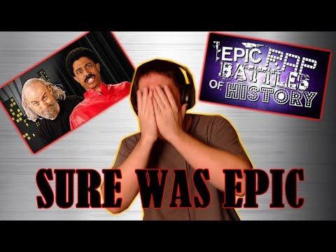 George Carlin vs Richard Pryor. Epic Rap Battles of History {{REACTION}}