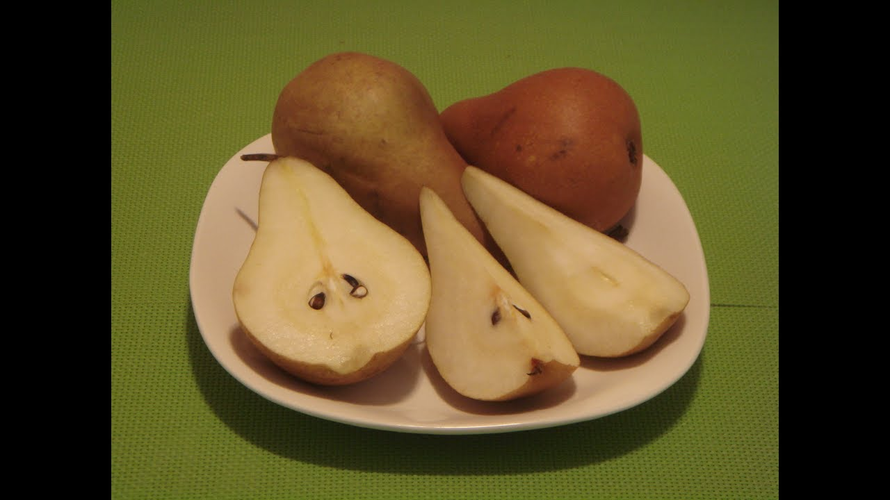 Bosc Pear: How To Eat Bosc Pear