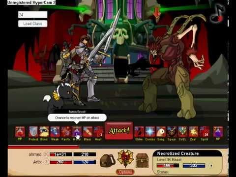 dark df dragonfable trainer