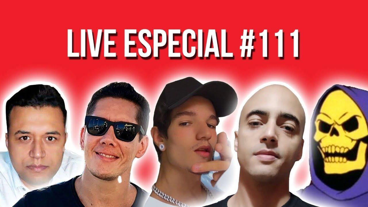 Live Live Do Homem De Alto Valor 111 com @Submundo Intelectual @Atitude Alfa @Taylor simão