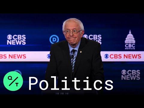 Bernie Sanders Calls Israel's Netanyahu A 'Reactionary Racist' At Democratic Debate