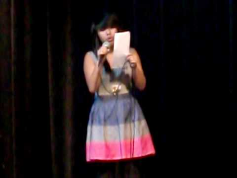 2010 BCHS culture show-pa yang singing