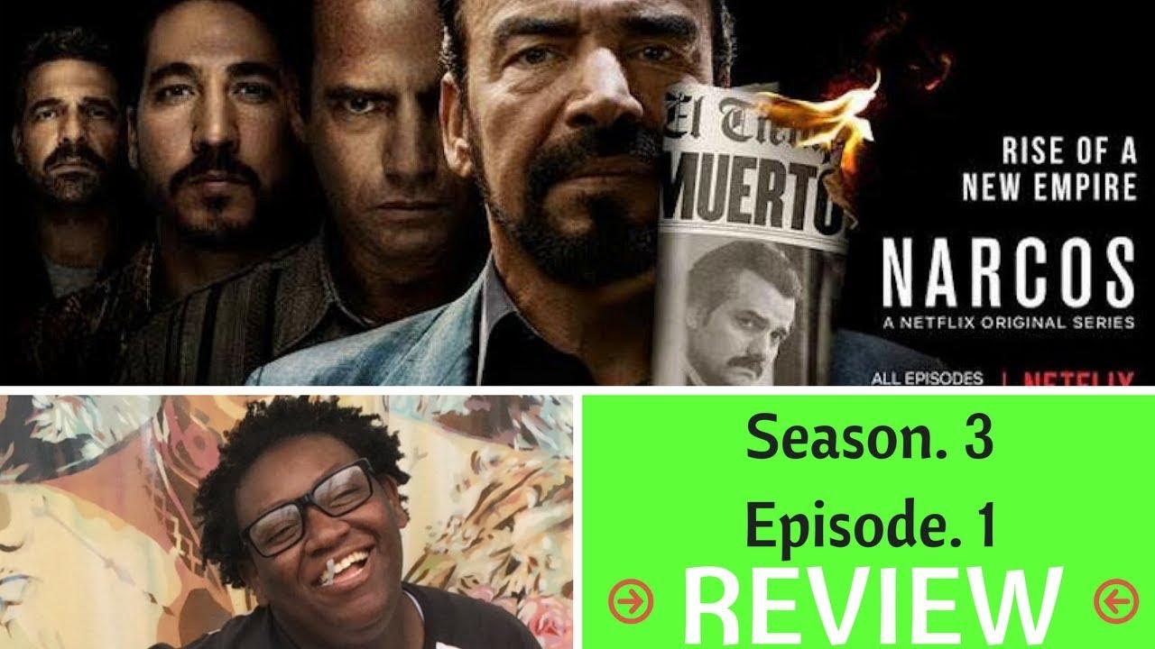 Narcos Season 3 Episode 1 Review - Recap