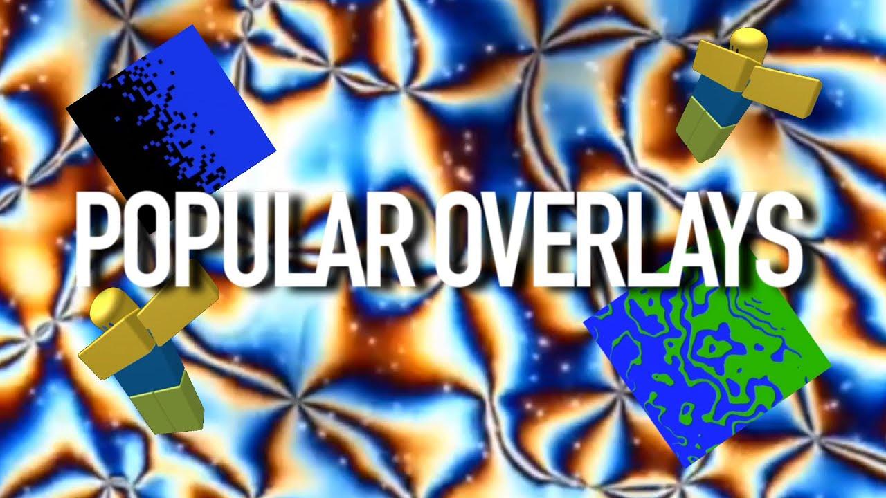 POPULAR OVERLAYS/BACKGROUNDS!!