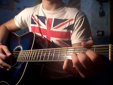 Guitar Cover My Heroine(Acoustic) Silverstein