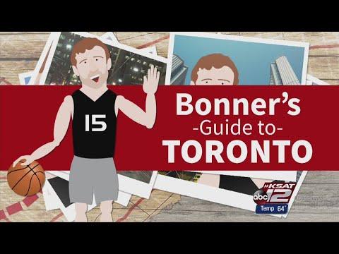 Matt Bonner dishes on Toronto's food scene ahead of All-Star game