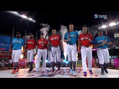 Home Run Derby 2017 | Full Length |  July 10th, 2017