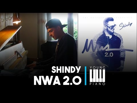 "Shindy ""NWA"" Piano Cover (Lukas Moeller)"