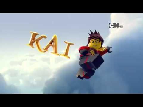 Ninjago temporada 6 intro hd youtube - Lego ninjago 6 ...