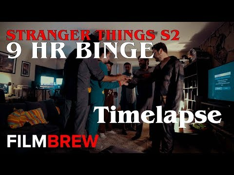 Stranger Things Season 2 Reaction and Review Part 1 The Binge