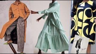 Платье -рубашка для женщин за 50.Весна 2020.