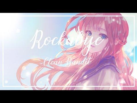 Nightcore - Rockabye (Lyrics)