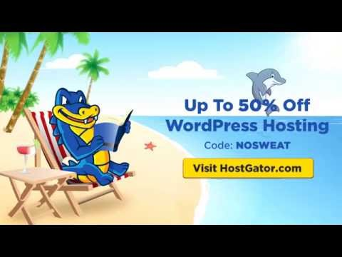 HostGator  on the Beach Version 1