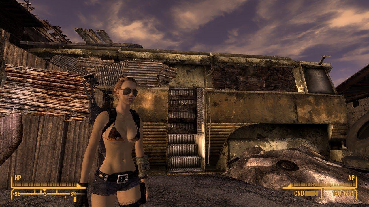 Fallout New Vegas Novac House