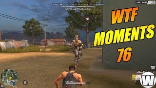 Rules of Survival Funny Moments - WTF Ros #76