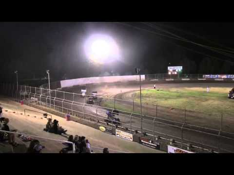 Dahne Lynn McKay 9/7/12 Restricted Heat Race Plaza Park Raceway