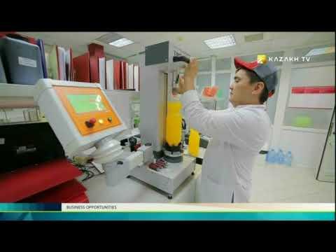 Business opportunities №16 (14.08.2017) - Kazakh TV