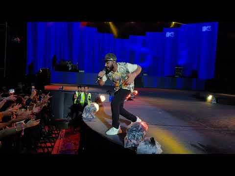 Shloka Live - Garda Udega   Social Nation 2019   MTV Hustle