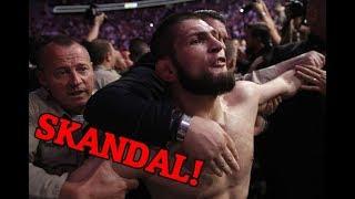 KHABIB gewinnt gegen McGregor & versaut sich danach ALLES - LIVEREAKTION aus Amerika ׀ SMOLIK
