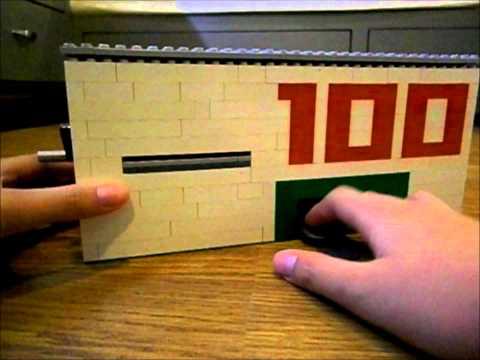 Lego Knikker Machine Met Geld Doovi