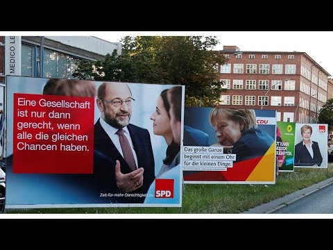 The German Federal Election: Will Angela Merkel Stand Her Ground?