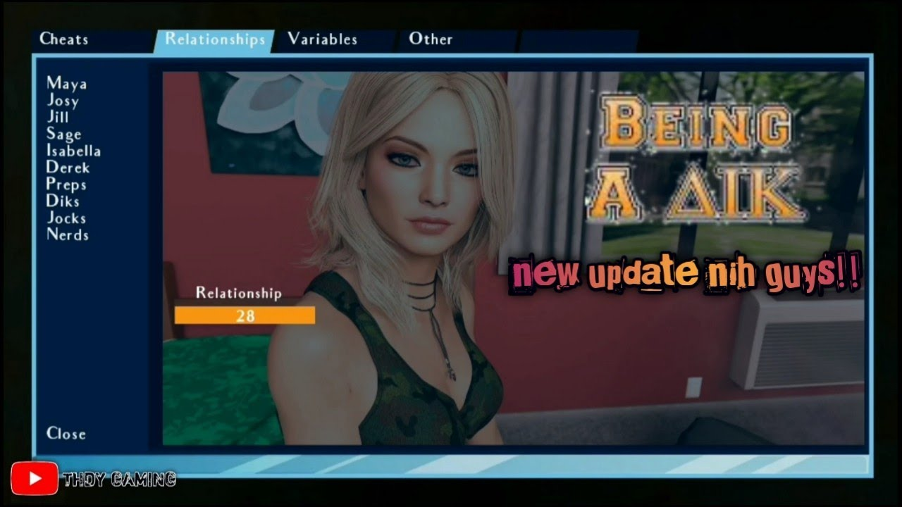 Being A Dik v0.5.2 mod - how to do install and fix bug (android pc) -  YouTube