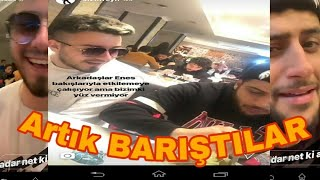 Reynmen ve Enes Batur Barıştılar (İnstagram Açıklamaları)
