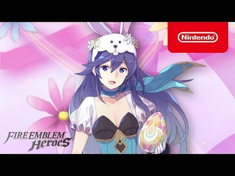 Fire Emblem Heroes - Special Heroes (Spring Festival)