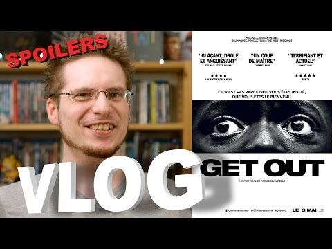 Vlog - Get Out (Spoilers à partir de 6:38) en streaming