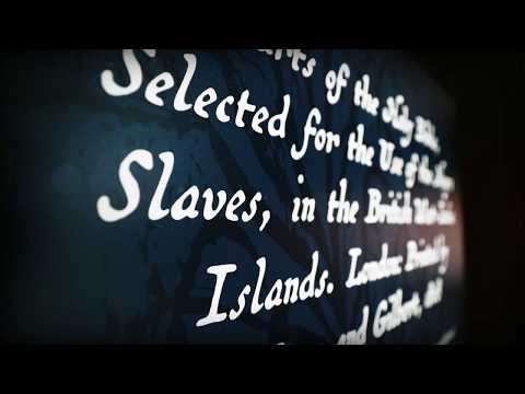 19th-cent. Slave Bible that removed Exodus story to repress hope goes on display