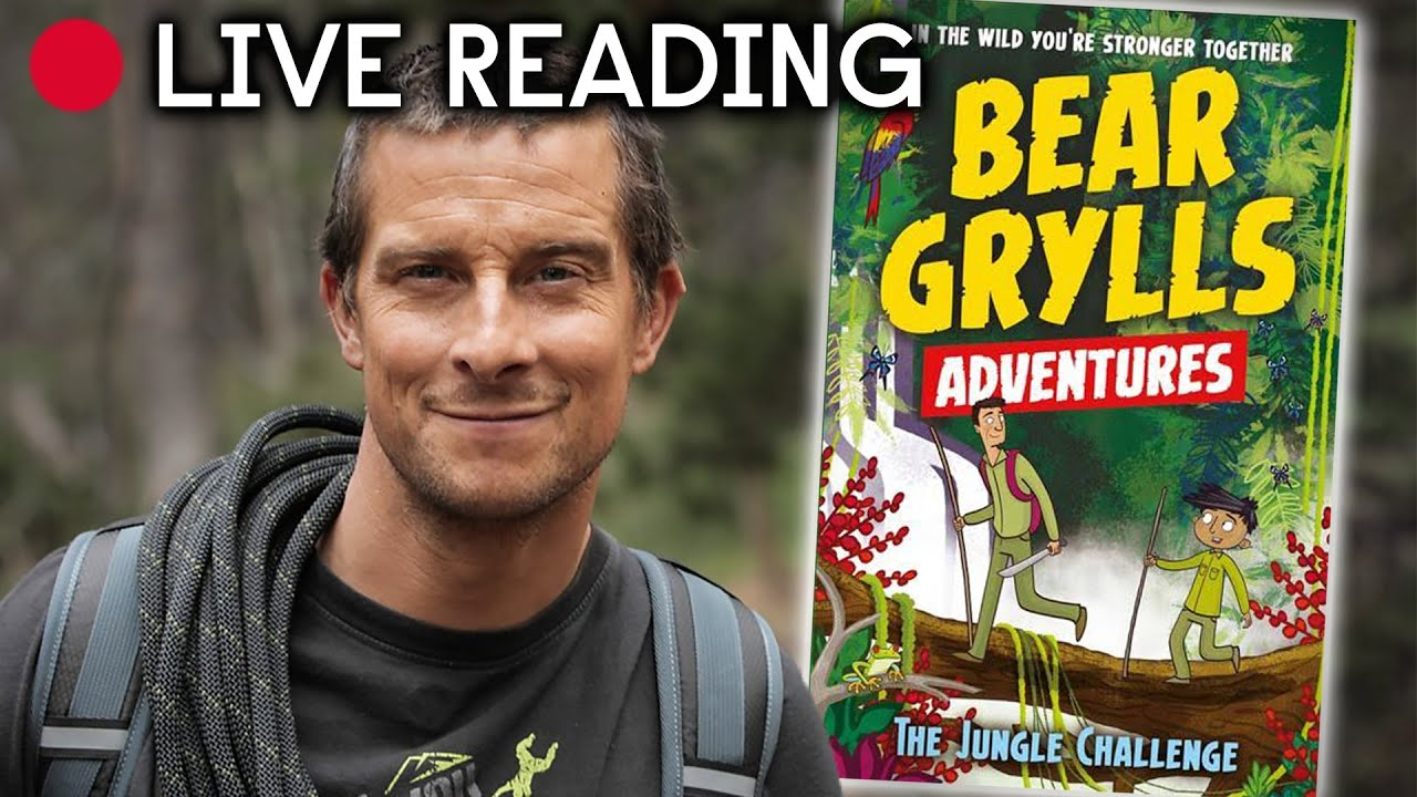 Bear Grylls | The Jungle Challenge - LIVE READING