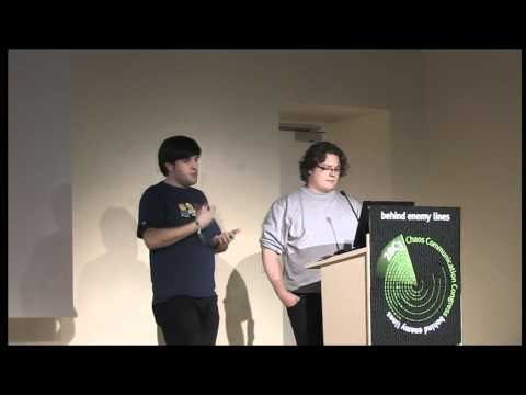 28c3: Smart Hacking for Privacy