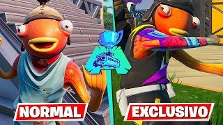 SKIN FISHING: Has AN EXCLUSIVE STYLE OF THE WORLD 2019! FORTNITE
