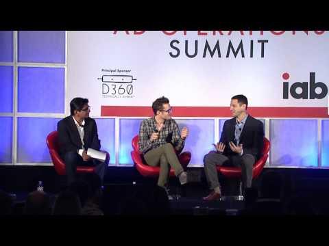 Tal Cholozin, Innovid & Jarred Wilichinsky, CBS Interactive on VAST 4.0, IAB Ad Operations Summit