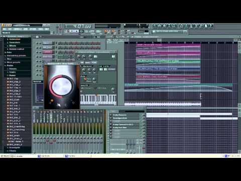 Electro / Progressive Synth Tutorial - FL Studio