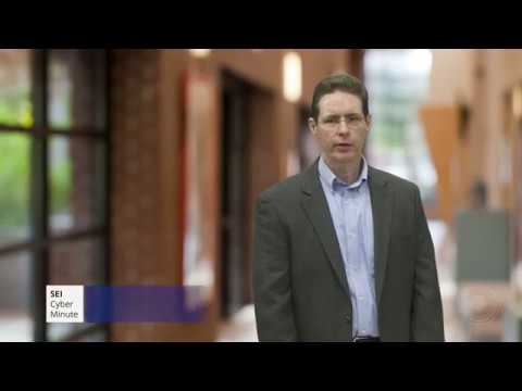 SEI Cyber Minute: Security Engineering Risk Analysis