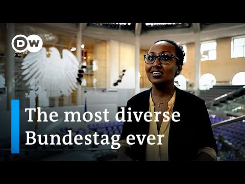 Download First Black woman elected to German Bundestag gets set to start work | DW News
