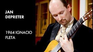 """Eilean Donan"" by Jan Depreter, played on an 1964 Ignacio Fleta"