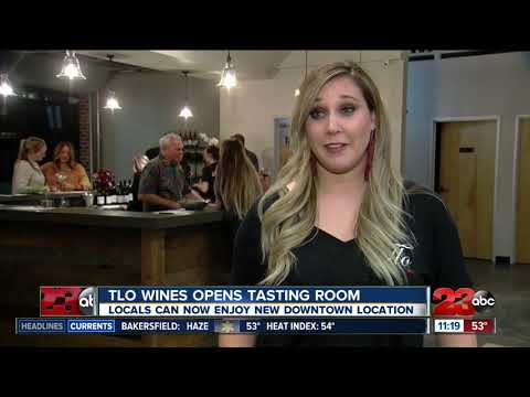 Tlo Wine tasting room opens downtown