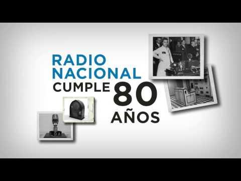 80 años de Radio Nacional